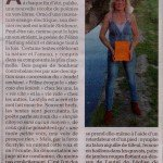 ARTICLE ECHO DU BERRY 22 octobre 2015