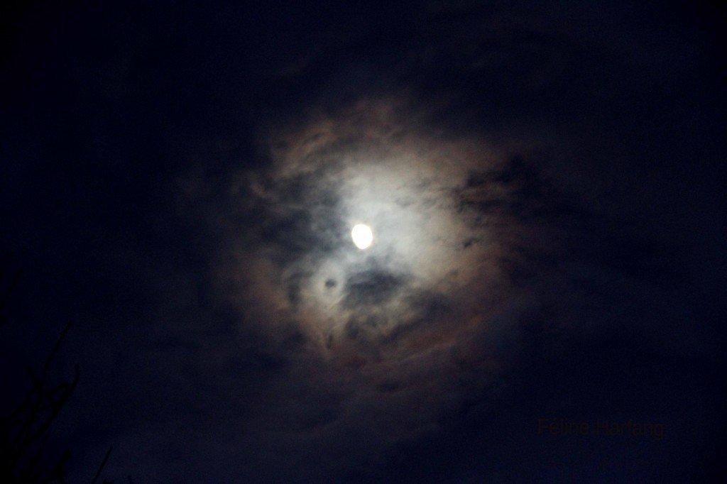 lune quelque jours avant noel à gargilesse