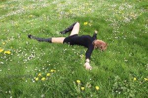 féline printemps