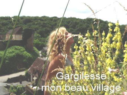 Féline à Gargilesse